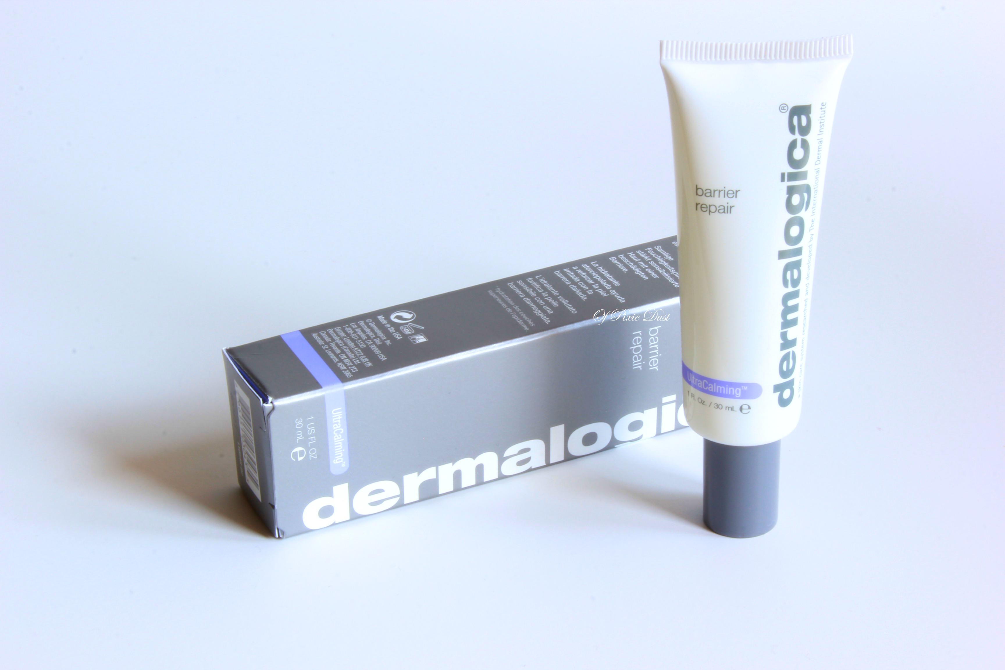 Dermalogica Barrier Repair là mỹ phẩm cho da có tác dụng dưỡng ẩm và bảo vệ da