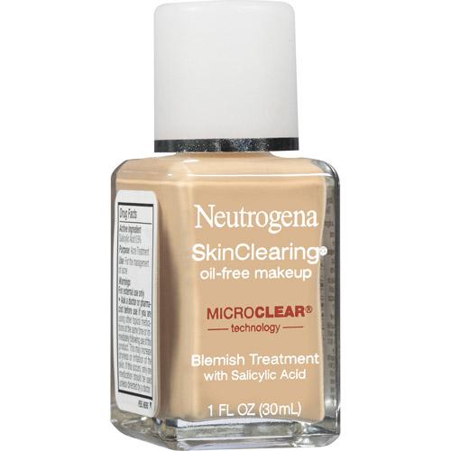 Kem nền Neutrogena là loại mỹ phẩm mùa hè có tác dụng ngăn ngừa mụn và bảo vệ da