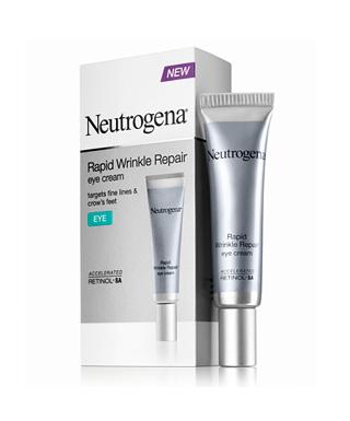 Neutrogena là loại mỹ phẩm mùa hè giúp giảm nếp nhăn hiệu quả