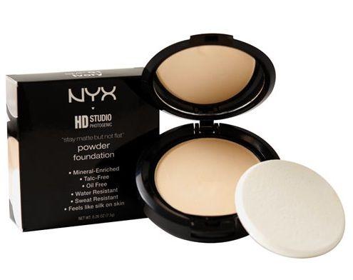 Kem nền dạng bột NYX xứng đáng là loại mỹ phẩm giá rẻ chất lượng tốt
