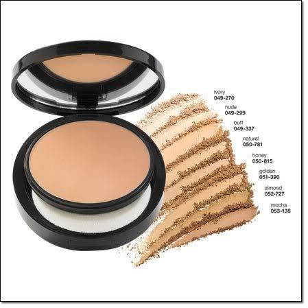 Kem nền Mark Powder Buff Natural Skin Foundation là loại mỹ phẩm giá rẻ xứng tầm với kem nền MAC