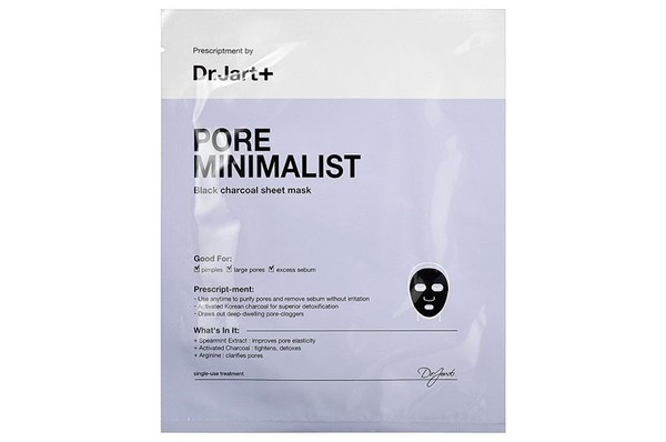 Mặt nạ Dr. jart + Pore minimalist mask là một loại mỹ phẩm giá rẻ được nhiều người tin dùng