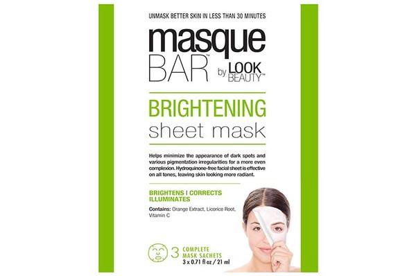Mặt nạ Masque bar giúp làn da trở lên mịn màng và rạng rỡ