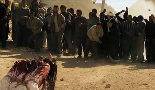 Những cách thi hành án tử hình man rợ của người Hồi giáo như cắt cổ, ném đá đến chết,...