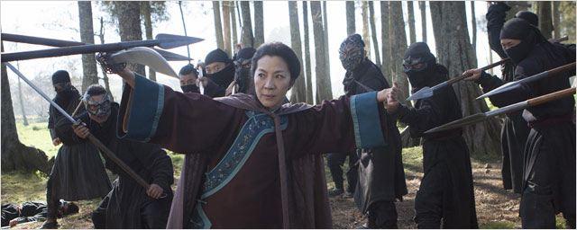 Ngọa Hổ Tàng Long phần 2 có sự tham gia của nhiều ngôi sao võ thuật  nổi tiếng Trung Quốc