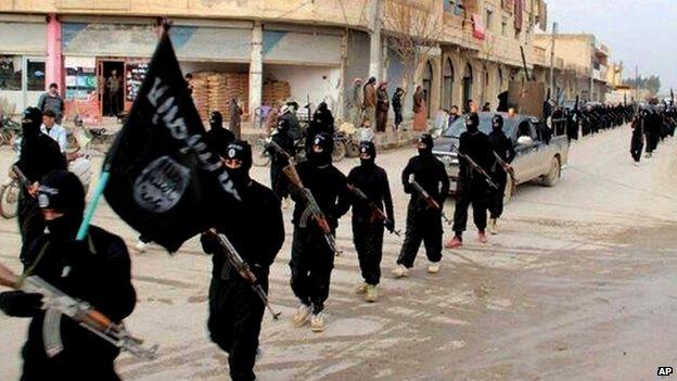 Tổ chức Hồi giáo cực đoan IS là mối đe dọa nguy hiểm số 1 đối với Mỹ