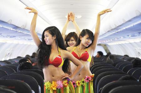 Bikini Airline là một chiến lược marketing khá
