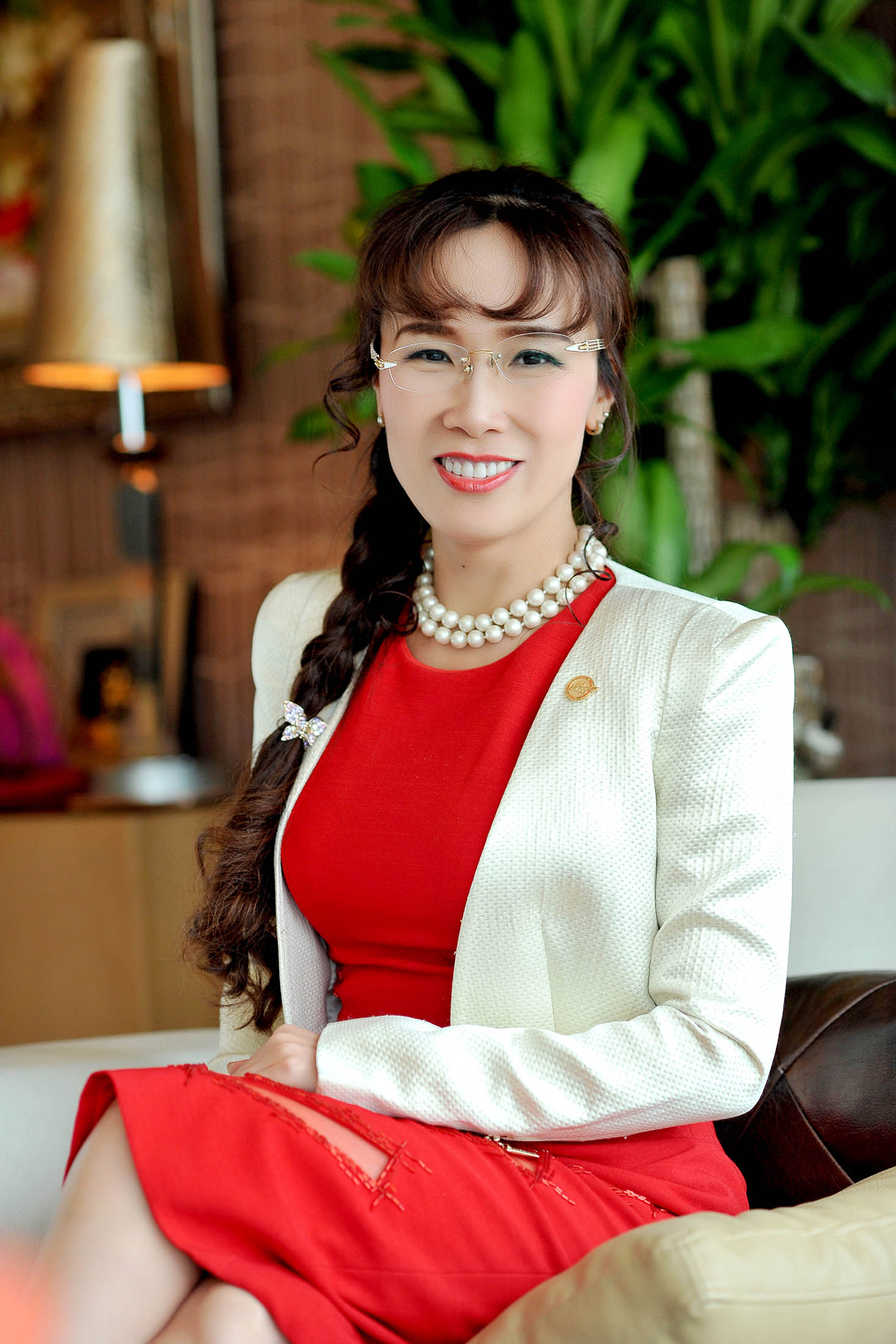 Giám đốc điều hành Vietjet Air Nguyễn Thị Phương Thảo sẽ là nữ tỷ phú đầu tiên của Việt Nam