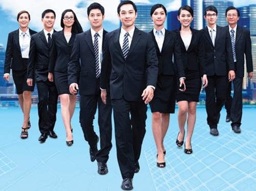 Nhiều ngân hàng chỉ tuyển nam ứng cử viên thay vì nhân viên nữ.
