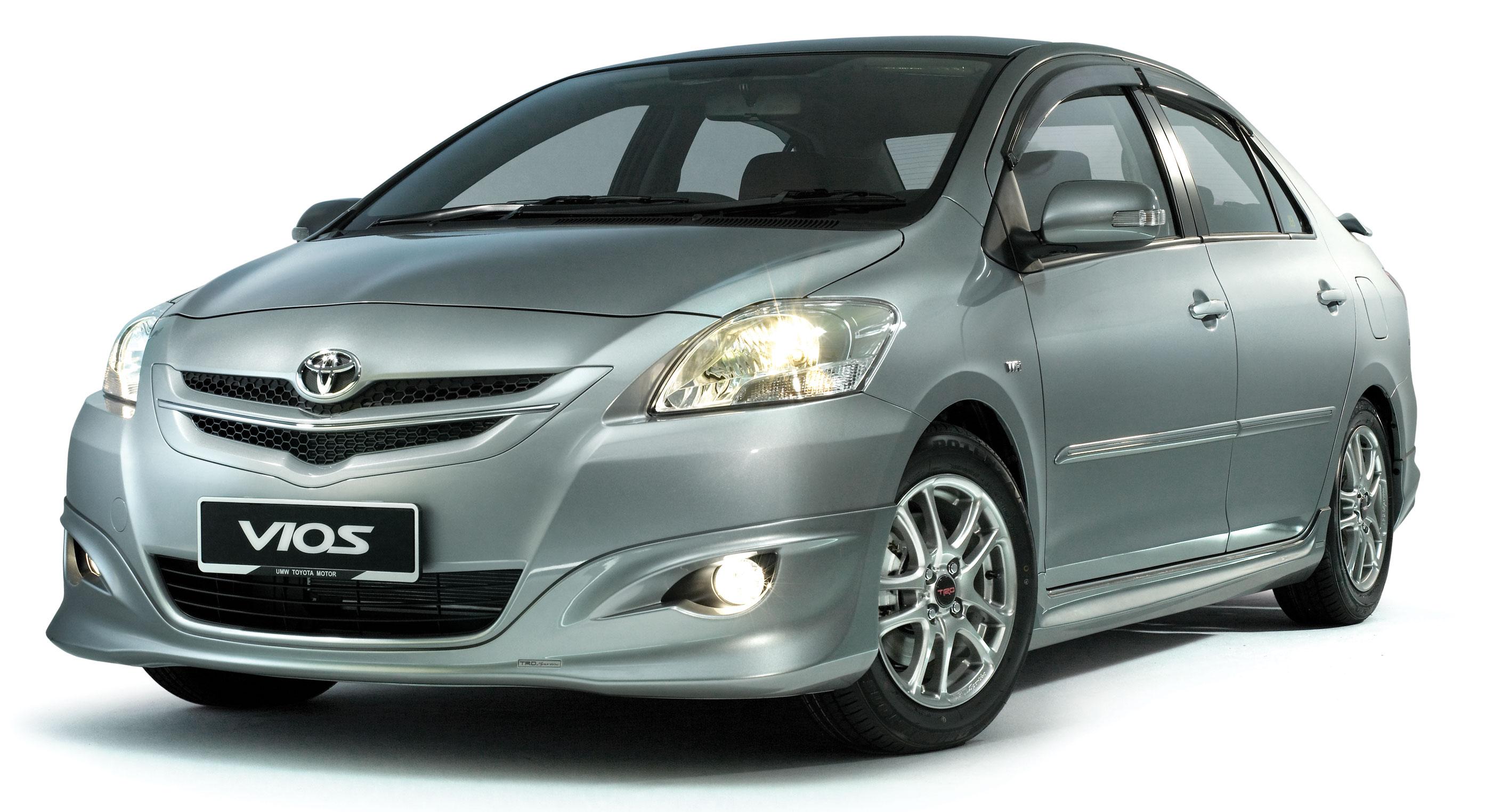 Toyota Vios là một mẫu ô tô 5 chỗ giá rẻ được nhiều người ưa chuộng