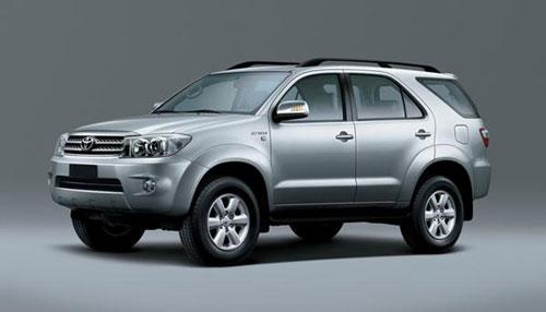Toyota Fortuner là mẫu ô tô 7 chỗ với nhiều tính năng ưu việt