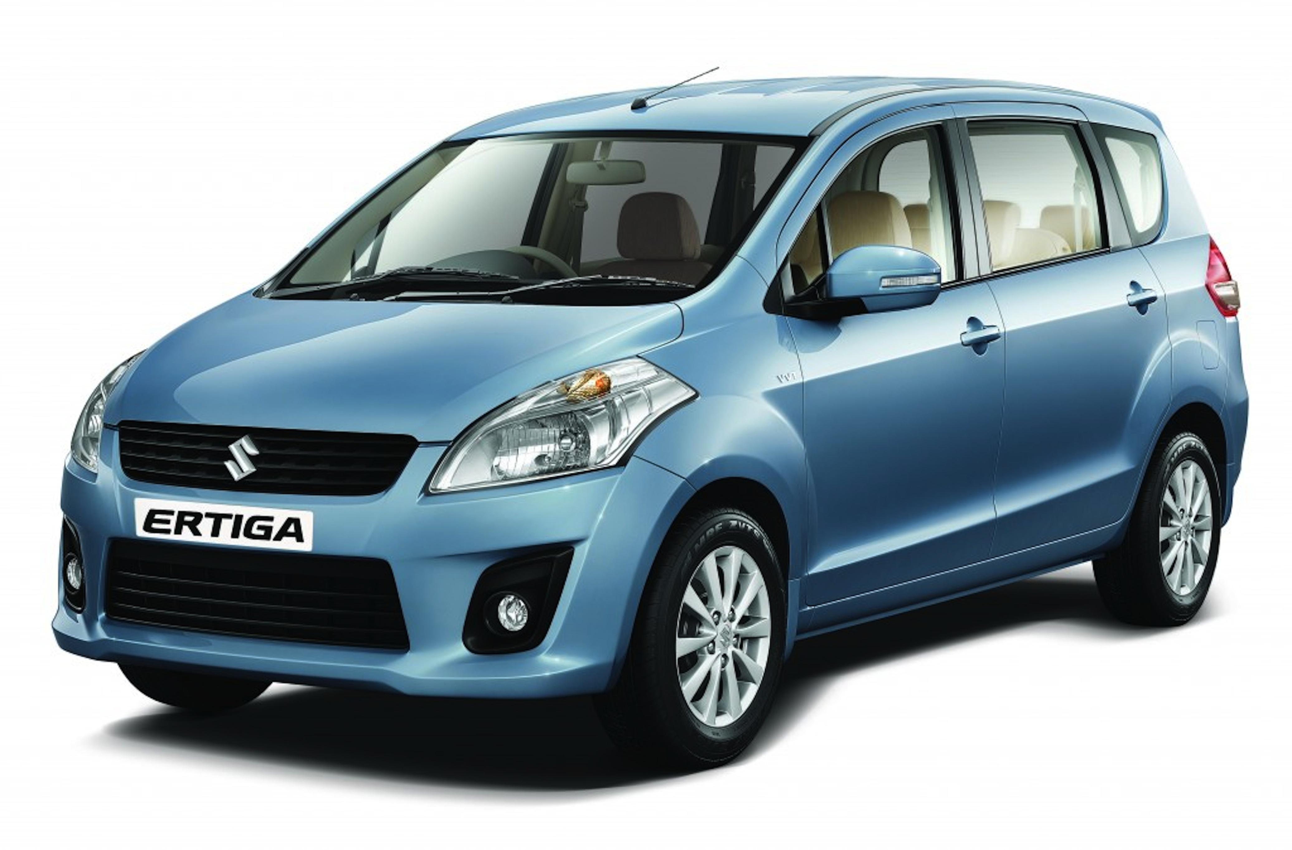 Suzuki Ertiga là mẫu xe 7 chỗ được trang bị hộp số tự động rẻ nhất trên thị trường