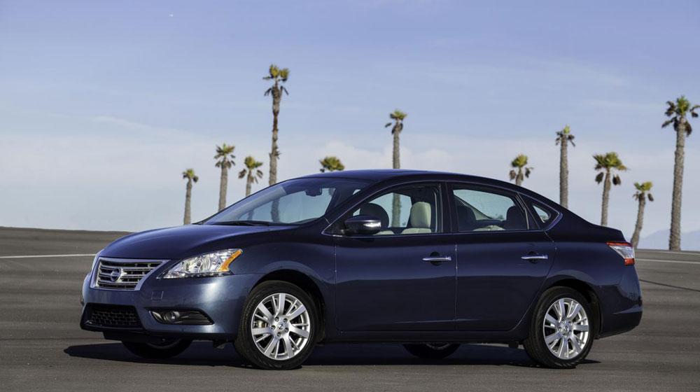 Sentra 2015 bổ sung khá nhiều trang thiết bị tiêu chuẩn mới, được dự đoán là mẫu ô tô giá rẻ ăn khách