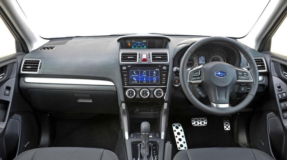 Ô tô Subaru Forester mới được tích hợp nhiều tính năng hiện đại bậc nhất