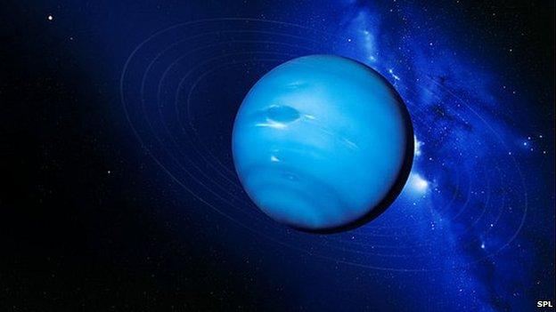 Hành tinh ngoài hệ mặt trời (exoplanet) HAT P 11-b có kích thước bằng Sao Hải Vương
