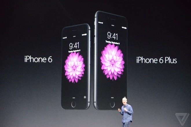iPhone 6 và iPhone 6 Plus được cho là quá khổ đối với một số người dùng đặc biệt là phụ nữ