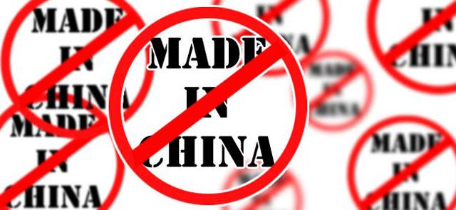 Không dùng hàng Trung Quốc