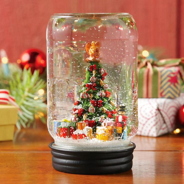 Tự làm quà Giáng sinh là ngôi nhà tuyết chắc chắn người nhận sẽ rất thích thú