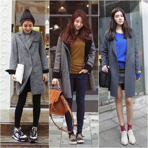 Xu hướng quần áo mùa đông 2014 với sự lên ngôi của blazer dáng thụng