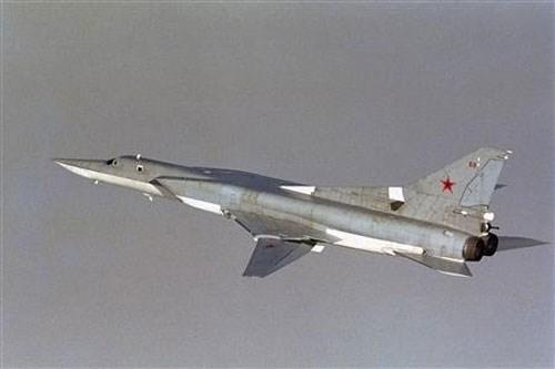 Nga từ chối bán oanh tạc cơ siêu âm Tu-22 của cho Trung Quốc mặc dù nước này đã nhiều lần ngỏ ý mua
