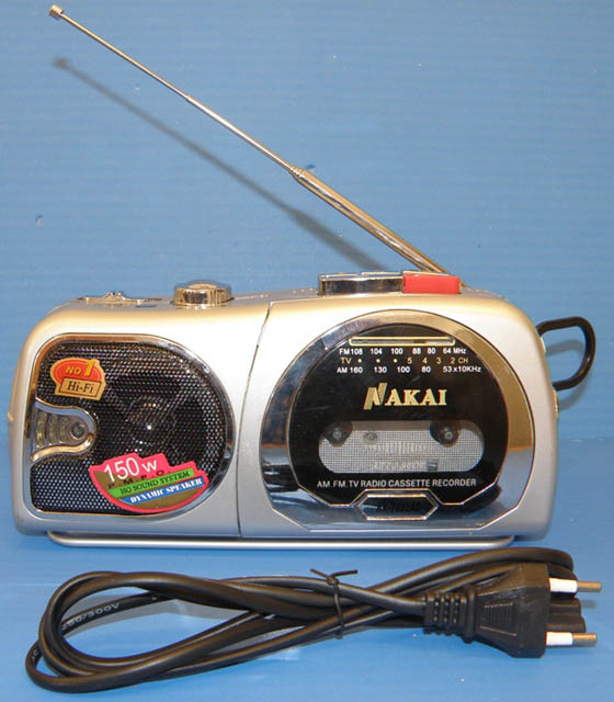 Radio có nguồn gốc Trung Quốc gây giật điện bị thu hồi