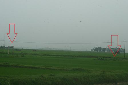 Sự thật nước máy luộc thịt không chín ở Hà Nội: một khu vực giếng khoan của nhà máy gần với nghĩa trang