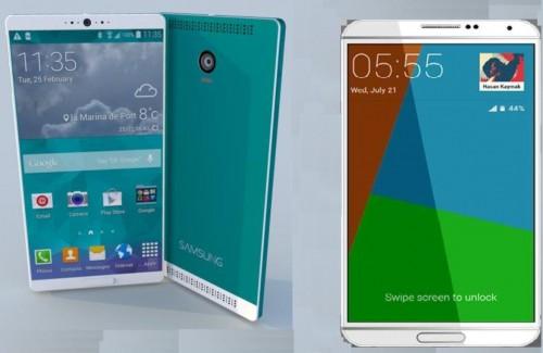 Hai phiên bản Samsung Galaxy Note 4 đẹp lung linh với 4 màu than đen, xanh dương, vàng đồng và trắng giống như của Galaxy S5 với các mức giá hợp lý lần lượt khoảng 13.780.000 và 16.960.000 đồng