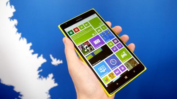 Smartphone khuyến mãi Lumia 1520 là mẫu điện thoại mạnh mẽ dành cho công việc