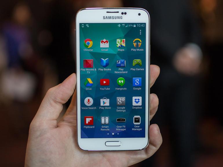 Smartphone khuyến mãi Samsung Galaxy Alpha hấp dẫn người tiêu dùng