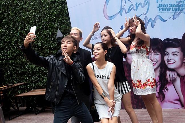 Sơn Tùng M-TP với vai diễn đầu tiên trong Chàng trai năm ấy
