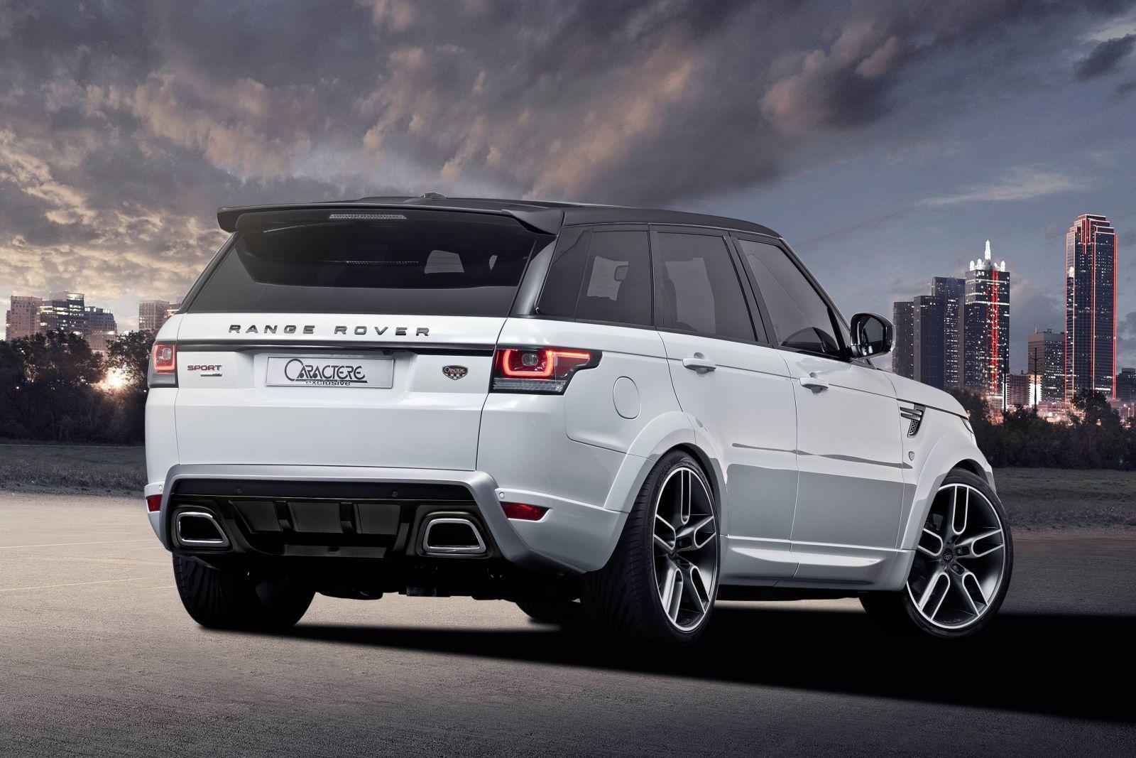 Range Rover Sport 2015 trang bị động cơ 3 lít 6 xi-lanh TDV6 không còn tăng áp kép