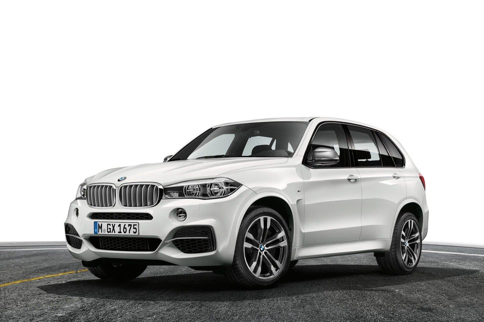 BMW X5 sở hữu một kích thước lý tưởng cho một chiếc SUV 5+2 hạng sang