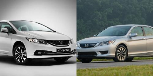 Khi so sánh Honda Civic và Honda Accord, cả hai mẫu sedan này đều đi đầu về tính năng an toàn