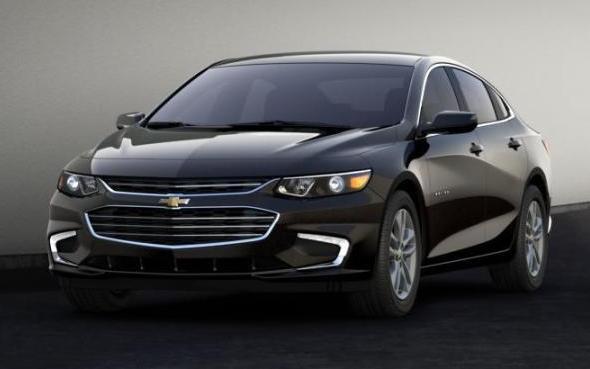 Chevrolet Malibu 2016 thể hiện sự thanh thoát và hiện đại