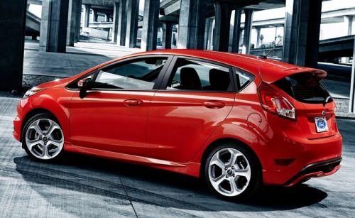 Ford Fiesta trang bị động cơ EcoBoost 1.0L cho khả năng tiết kiệm nhiên liệu đầy ấn tượng