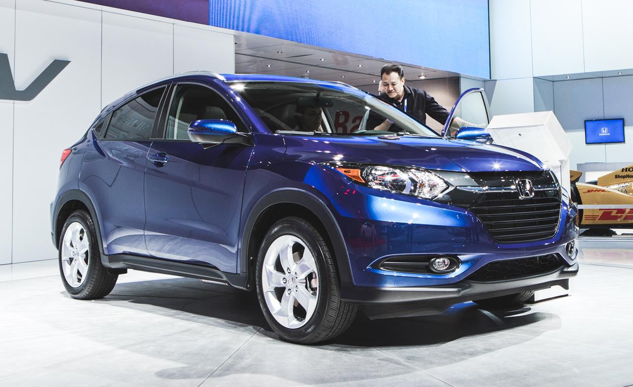 Honda HR-V 2016 đáp ứng cho nhóm khách hàng mới, trẻ trung, năng động