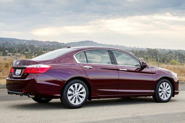 Honda Accord được tích hợp chế độ lái tiết kiệm nhiên liệu Econ