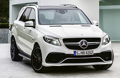 Mercedes-Benz 2016 đã bổ sung đầu xe mới với lưới tản nhiệt cải tiến