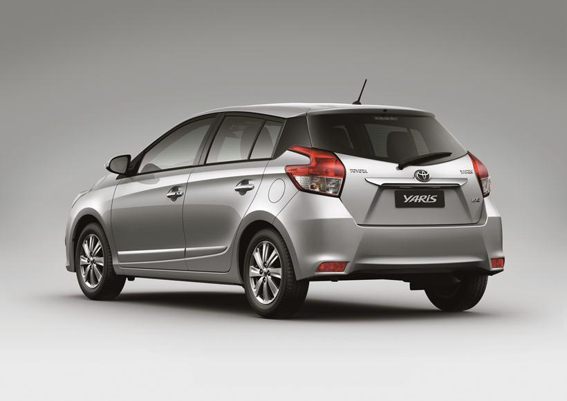 Toyota Yaris 2015 chỉ được trang bị duy nhất động cơ xăng I4 VVT-i