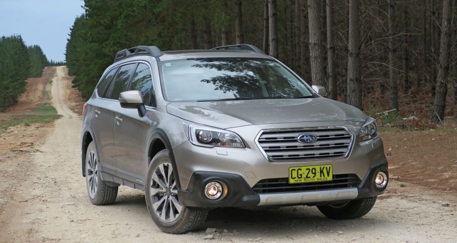 Subaru Outback 2016 được đánh giá khá cao về khả năng tiết kiệm nhiên liệu
