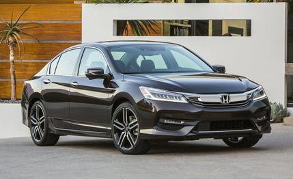 Thân xe Honda Accord 2016 sở hữu những chi tiết đặc biệt