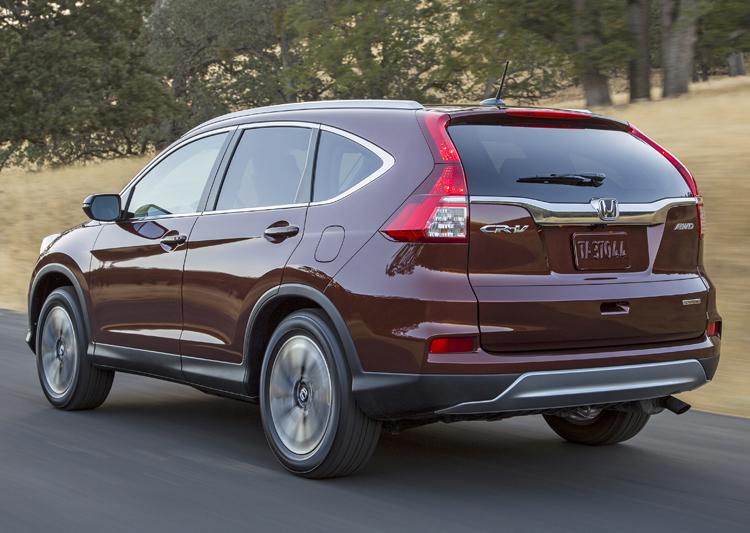 Honda CR-V mới được trang bị dàn âm thanh 6 loa hiện đại