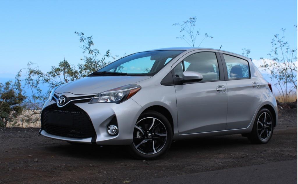 Toyota Yaris trang bị hệ thống an toàn với phanh đĩa thông gió