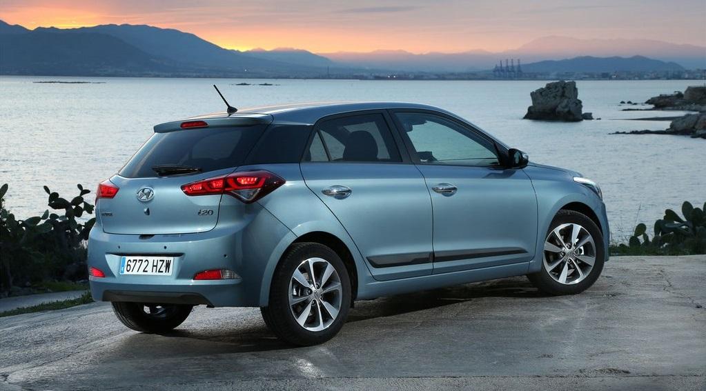 Hyundai i20 Active được trang bị động cơ tương tự Elite i20