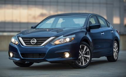Nissan Altima 2016 được áp dụng ngôn ngữ thiết kế mới nhất