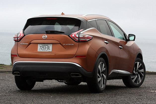 Nissan Murano còn sở hữu khả năng vận hành mượt mà và mạnh mẽ
