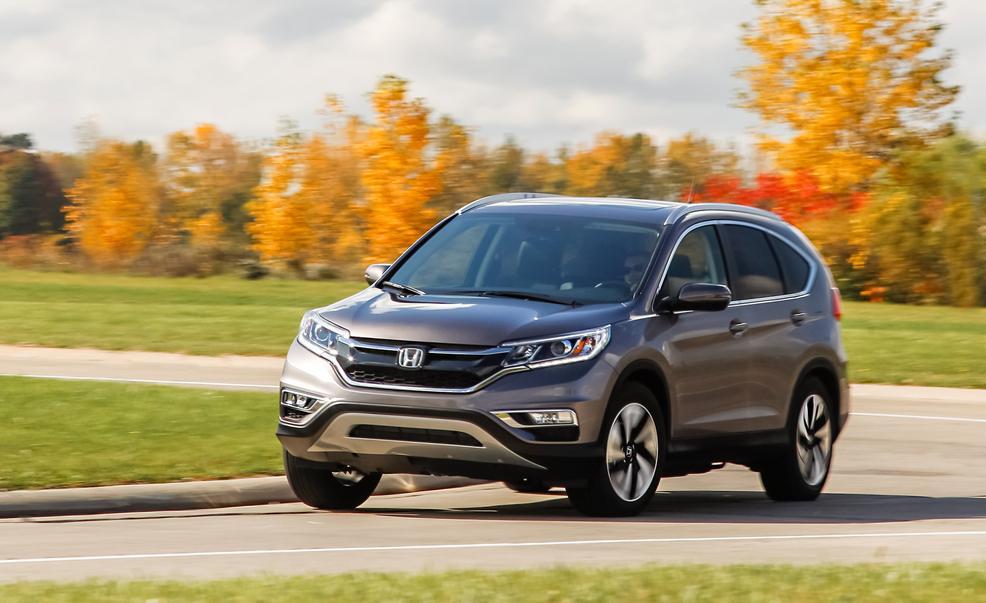 Nhìn tổng thể Honda CR-V có cảm giác dài và rộng hơn thế hệ trước