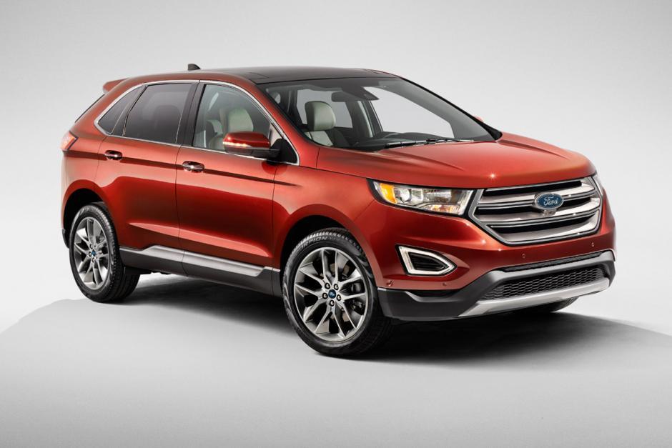 So sánh ô tô Ford Edge và Honda Pilot đều có những thế mạnh riêng