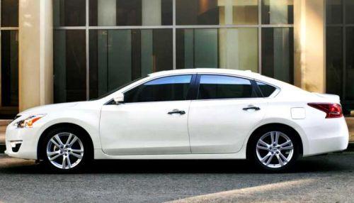Nissan Altima có mức tiêu thụ nhiên liệu tiết kiệm hơn trong phiên bản mới