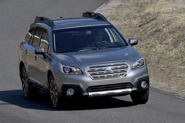 """Subaru Outback vốn luôn được xem là mẫu xe giới phượt """"xế hộp"""" yêu thích"""